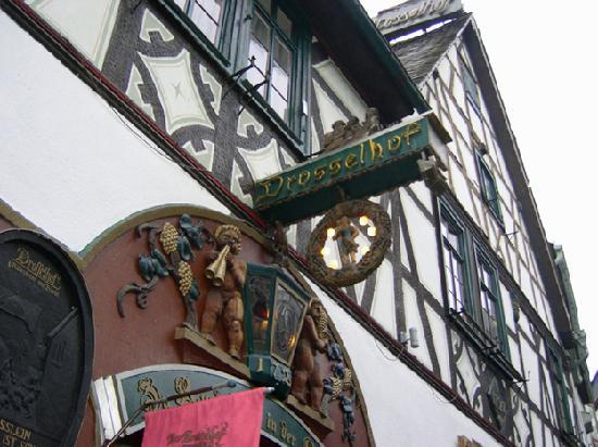 Land & Golf Hotel Stromberg: Haus in der Drosselgasse