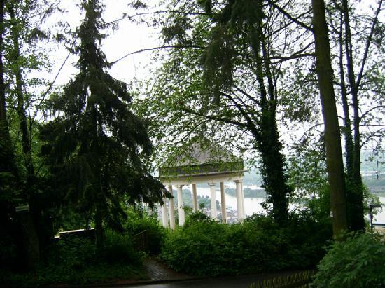 Land & Golf Hotel Stromberg: Pavillion i.d.N. des Germania-Denkmales