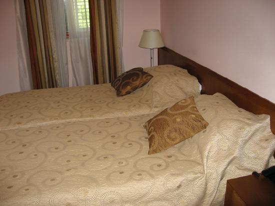 Hotel Zagreb: Beds