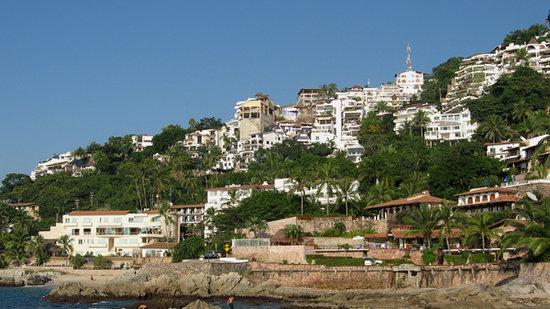 เปอร์โตวัลลาร์ตา, เม็กซิโก: Puerto Vallarta Conchas Chinas 21