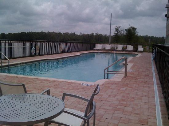 Holiday Inn Ft. Myers Airport-Town Center: Hotel Pool