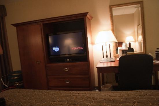 Holiday Inn Sioux City: TV