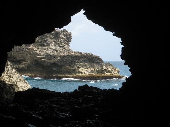 Saint Lucy Parish, Barbados: Another View from the Cave