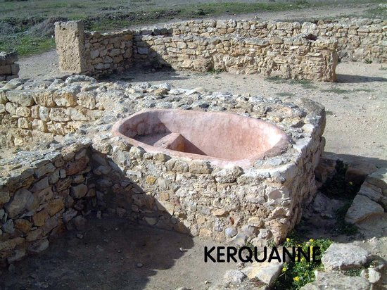 Kelibia, Tunisia: A Punic Hip Bath there is agreat museum on the site