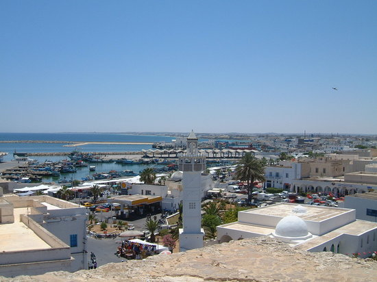 Mahdia town