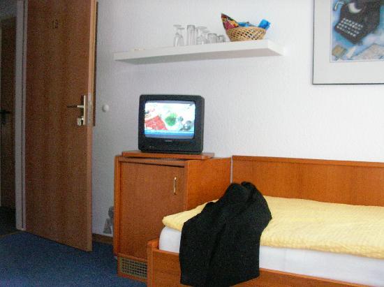 Hotel Merlin Garni: double room