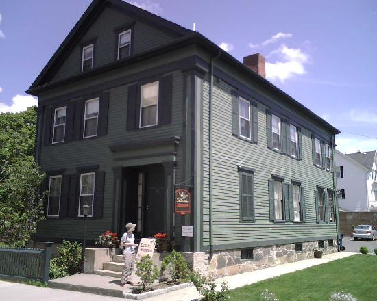 Lizzie Borden House: Exterior View