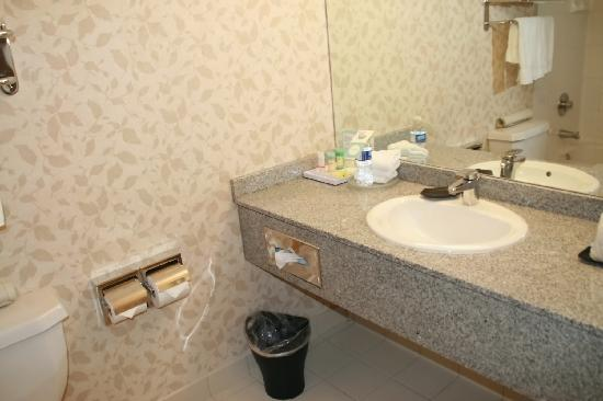 Four Points by Sheraton Vancouver Airport: Bathroom 1
