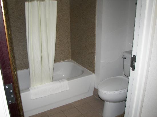 Budget Host Inn & Suites Cameron: Bath Area