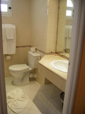 Club Eldorador Salammbo: La salle de bains
