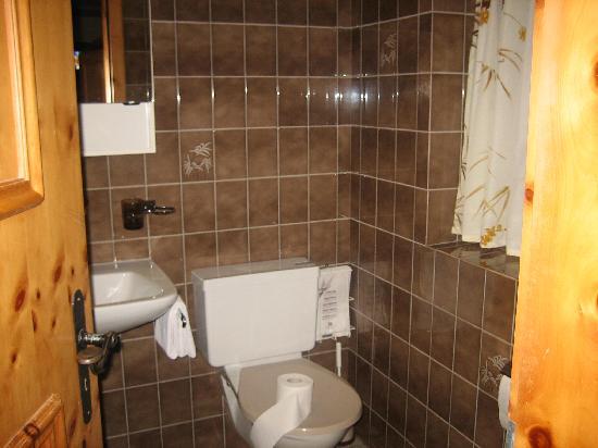 Hotel Il Fuorn: Badezimmer