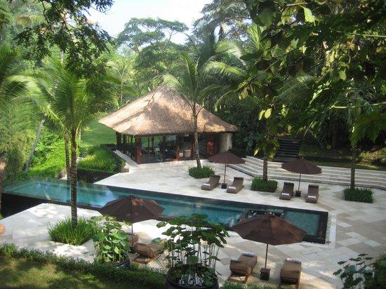 Villa Devatas: pool area