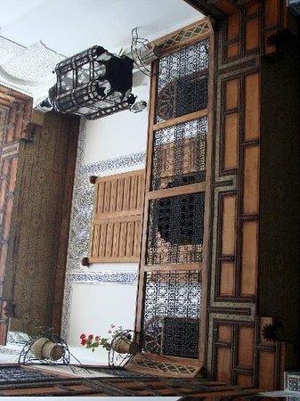 Riad Laayoun : Etage