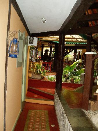 Porto Pacuiba Hotel: Floor