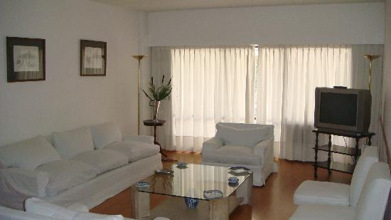 Apartments Parera 156: Living room