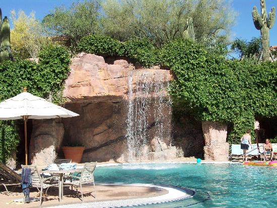 Waterfall Picture Of Sheraton Desert Oasis Scottsdale Tripadvisor