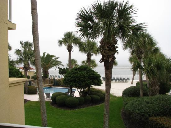 The King and Prince Beach and Golf Resort: View from our room