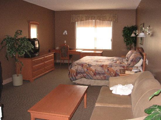 Podollan Inn: King Executive Room