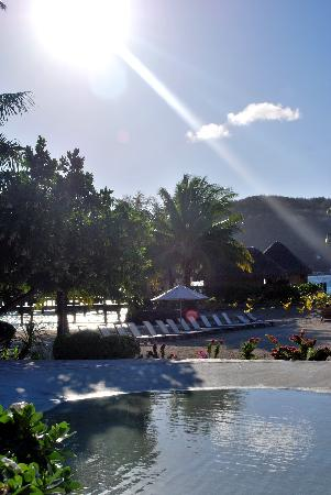 Bora Bora Pearl Beach Resort & Spa: Pearl beach Resort Spa Bora Bora