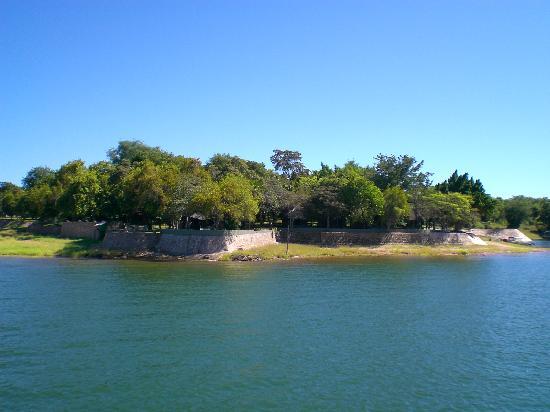 Spurwing Island: The island approach