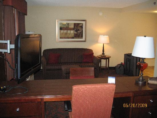 Hampton Inn & Suites Memphis-Shady Grove Road: Sitting area