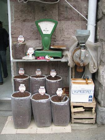 coffee beans for sale in Vanadzor