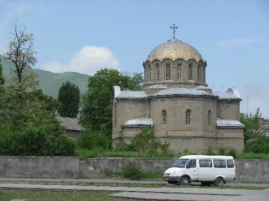 Russian Orthodox church in Vanadzor