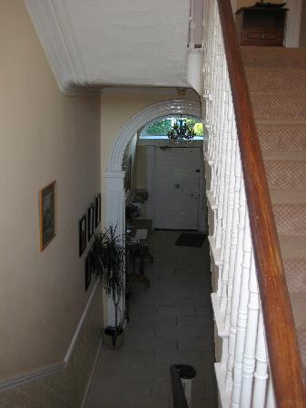 Abbeyleigh House : Entry area