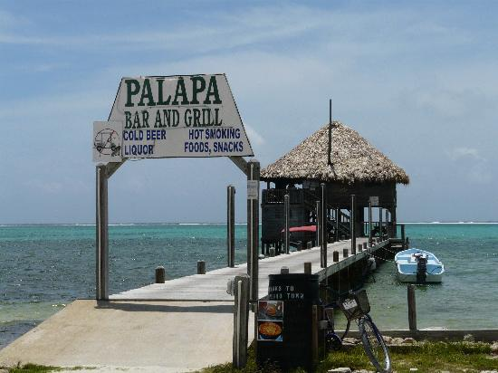 Tres Cocos Resort : The Palapa Bar