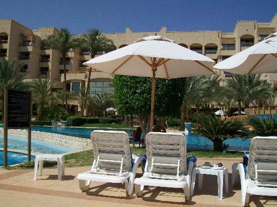 InterContinental Aqaba Resort: SeaView Rooms
