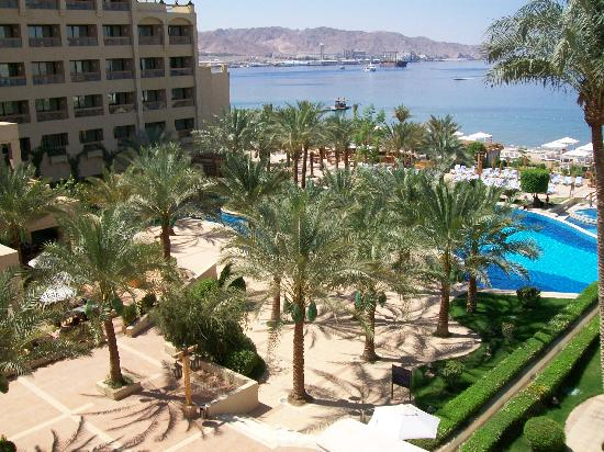 InterContinental Aqaba Resort: Very Well Maintained Hotel