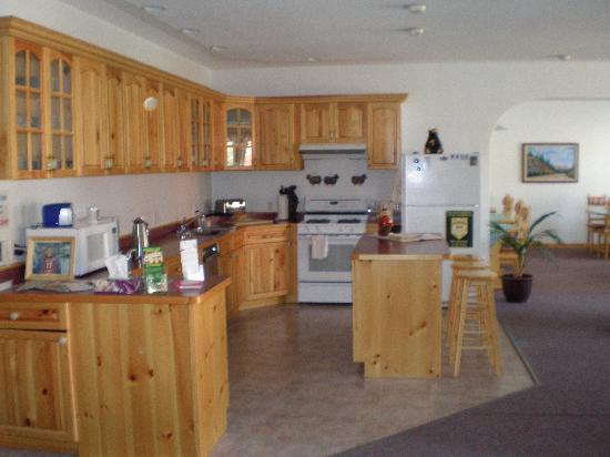 Aurora Inn: cocina