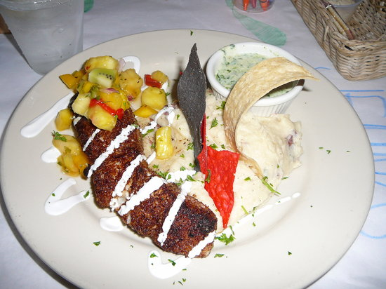 Big Fish Grill Photo