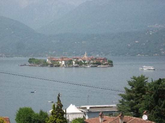 Hotel Flora - Stresa: View from the room