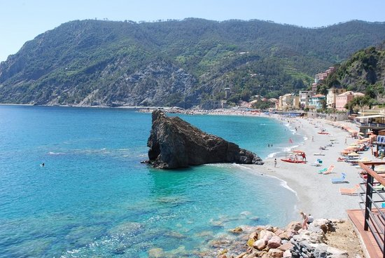 Cinque Terre, Italy: Monterosso
