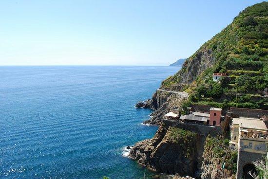 Cinque Terre, Italie : Riomaggiore