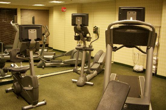 Courtyard Ewing Princeton: Fitness Center