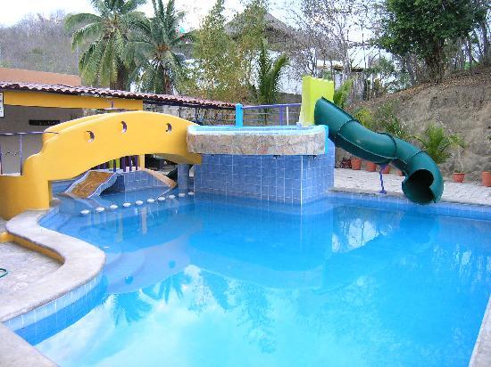 Arenas del Pacifico: pool
