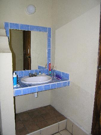 Arenas del Pacifico: bathroom