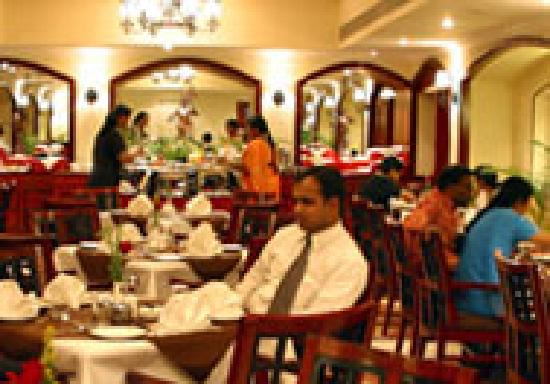 The Elanza Hotel : GOOD BUFFET RESTAURANT