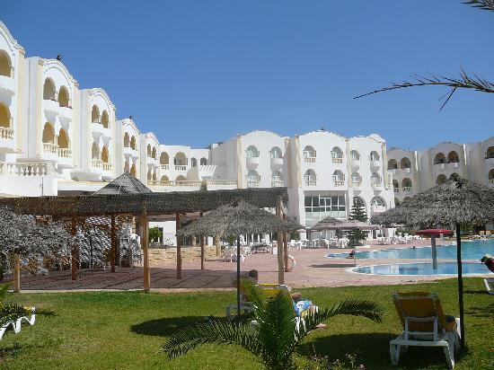 Majesty Golf Hotel : l'hotel