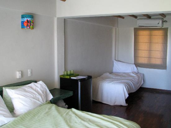 Posada Yemaya: Rooms are spacious and clean.