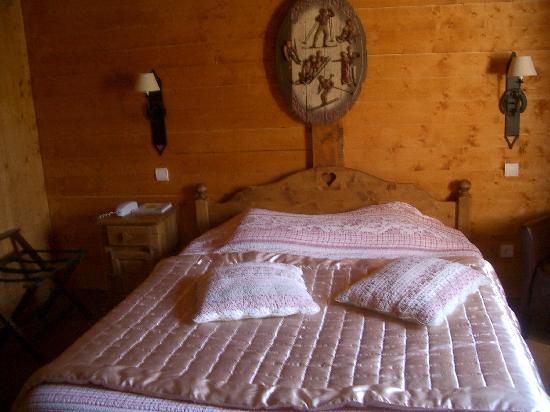 Sequoia Hotel: notre chambre