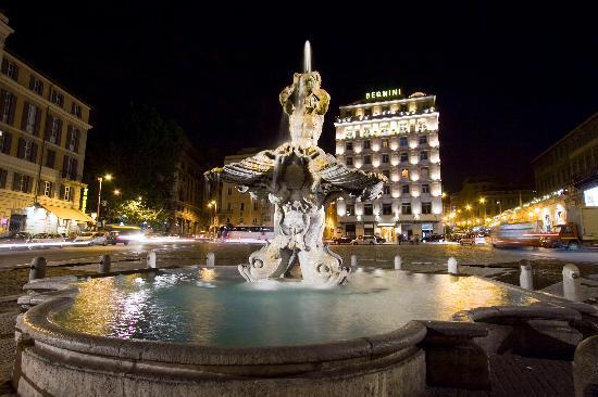 Piazza Barberini Picture Of Hotel De Petris Rome