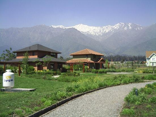 Сантьяго, Чили: Montaña Santiago de Chile