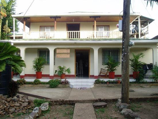 El Castillo, Никарагуа: Frente