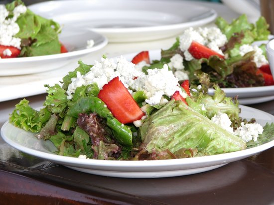 Nanea Restaurant and Bar: Salad