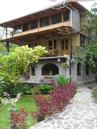 Casa Di Pietra: the house
