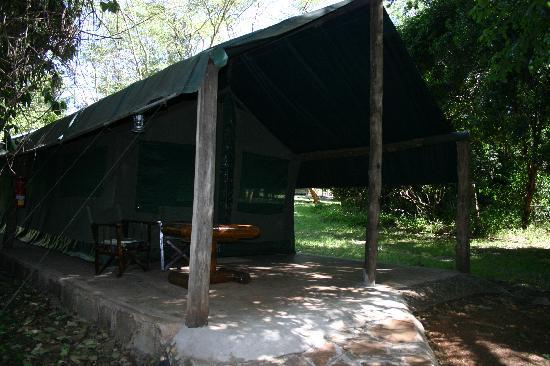 Siana Springs: Exterior of camp