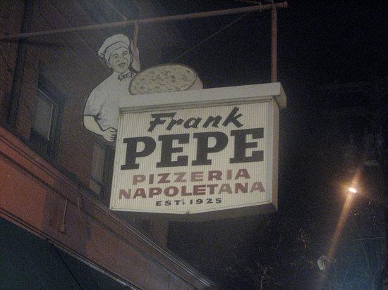 Frank Pepe Pizzeria Napoletana: Pepe Pizza